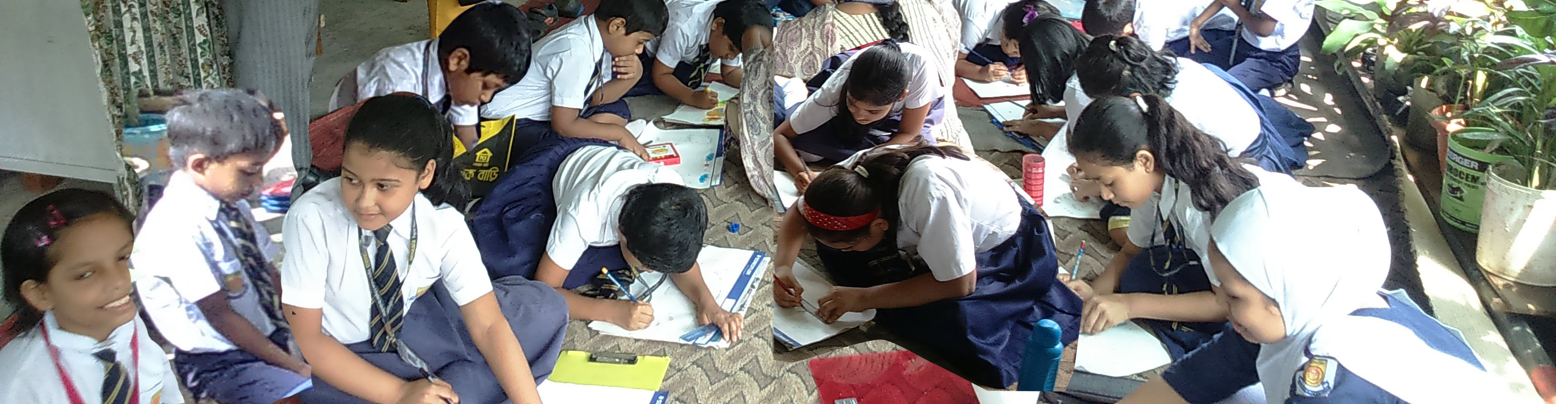 genesis drawing competition