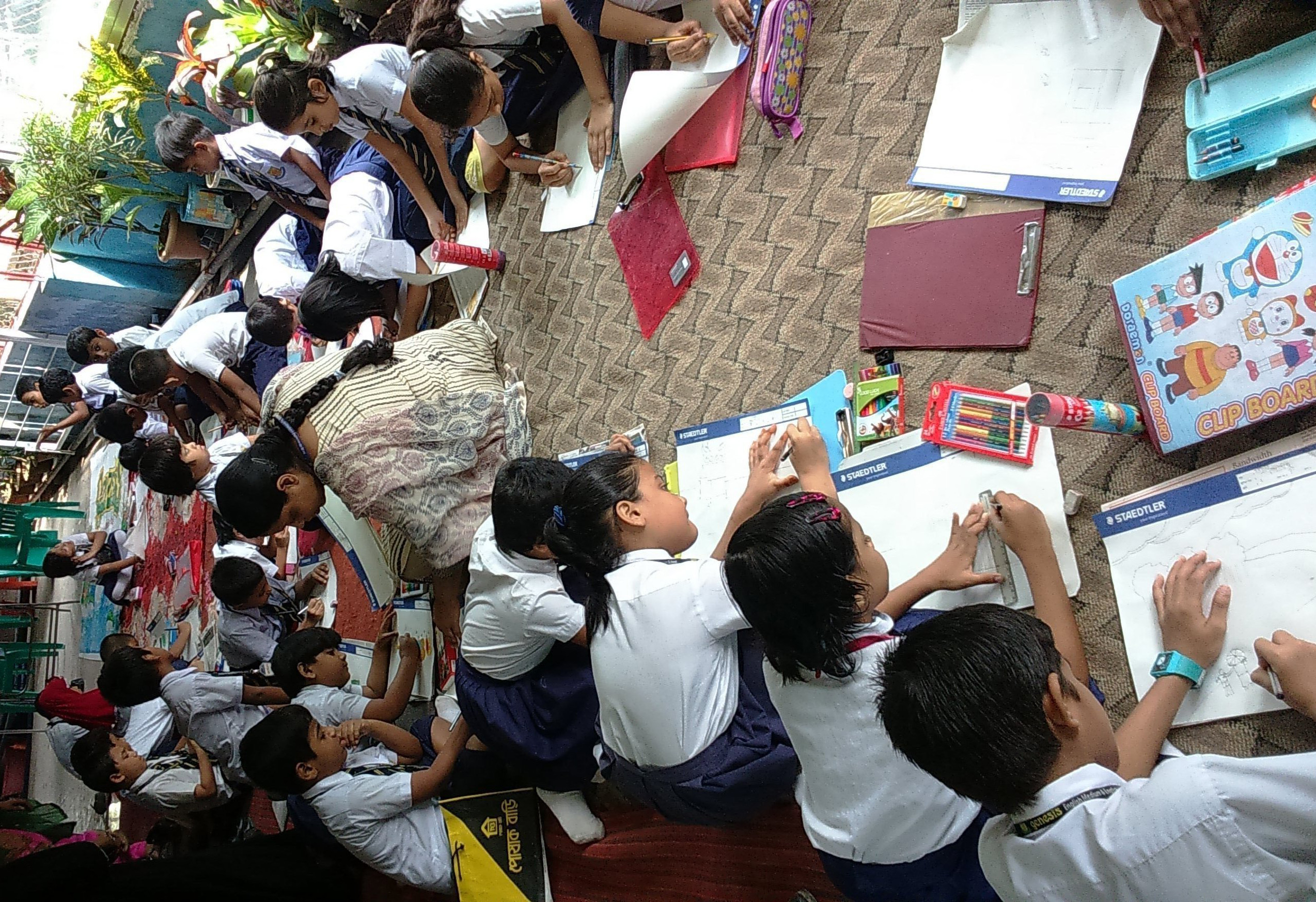 geneses drawing competition